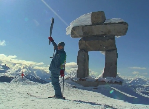 Paralympic Torch Relay: Whistler, British Columbia