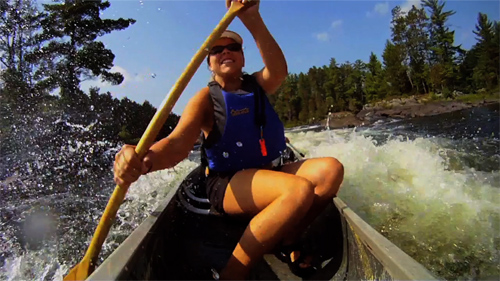 48 Hour Traveller Canoe Crash: Guide to Madawaska River, Ottawa Valley, Ontario