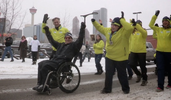 Meet Rick Hansen Relay Difference Makers in Calgary, Alberta
