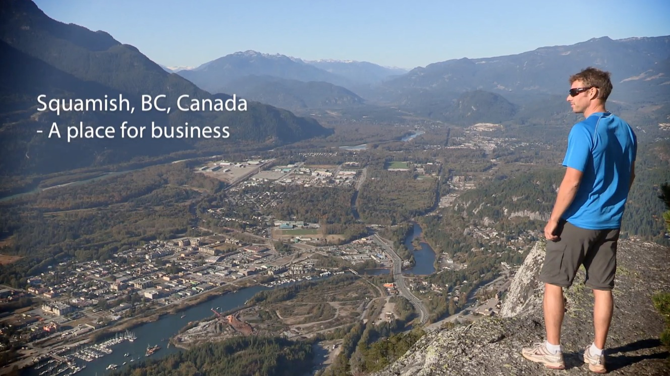 Squamish Business Success Videos
