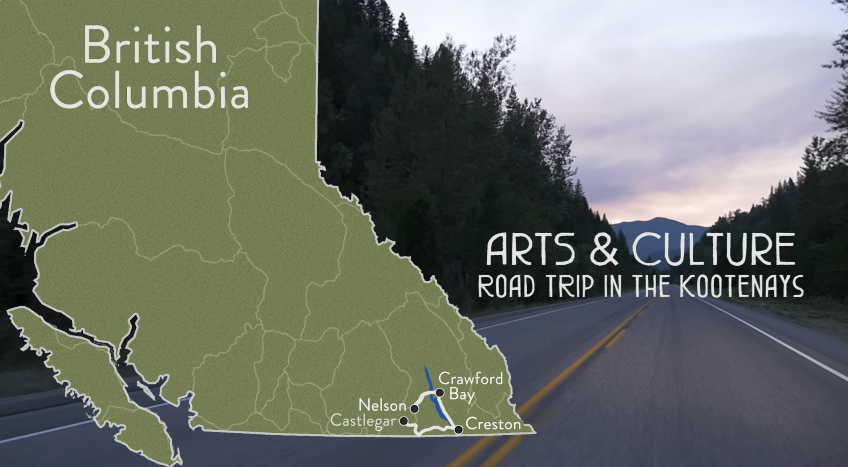 Explore Arts & Culture in British Columbia