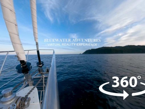 Bluewater Adventures Virtual Reality / 360 Video Experience