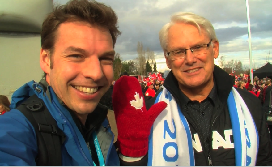 Olympic Torch Relay Day 102: Mission to Langley, British Columbia