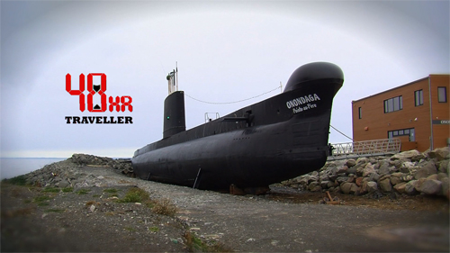 48 Hour Traveller: ONONDAGA Submarine
