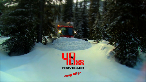 48 Hour Traveller: Cat Skiing