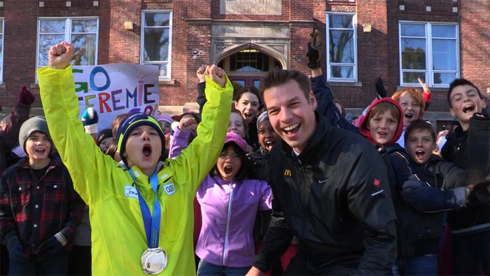 Rick Hansen Relay: Ottawa, Ontario