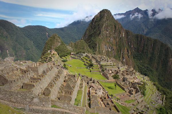 Machu Picchu Adventure and the Hike to Wayna Picchu: Peru