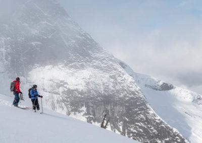 Harrison Lake Heli-Skiing
